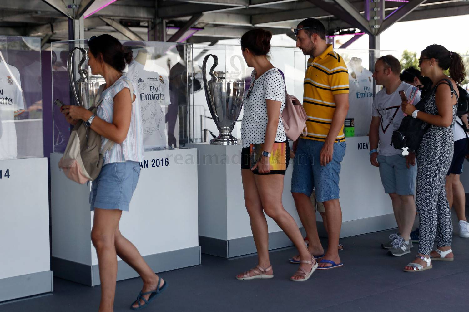 Real Madrid - Real Family Fest - 07-07-2019