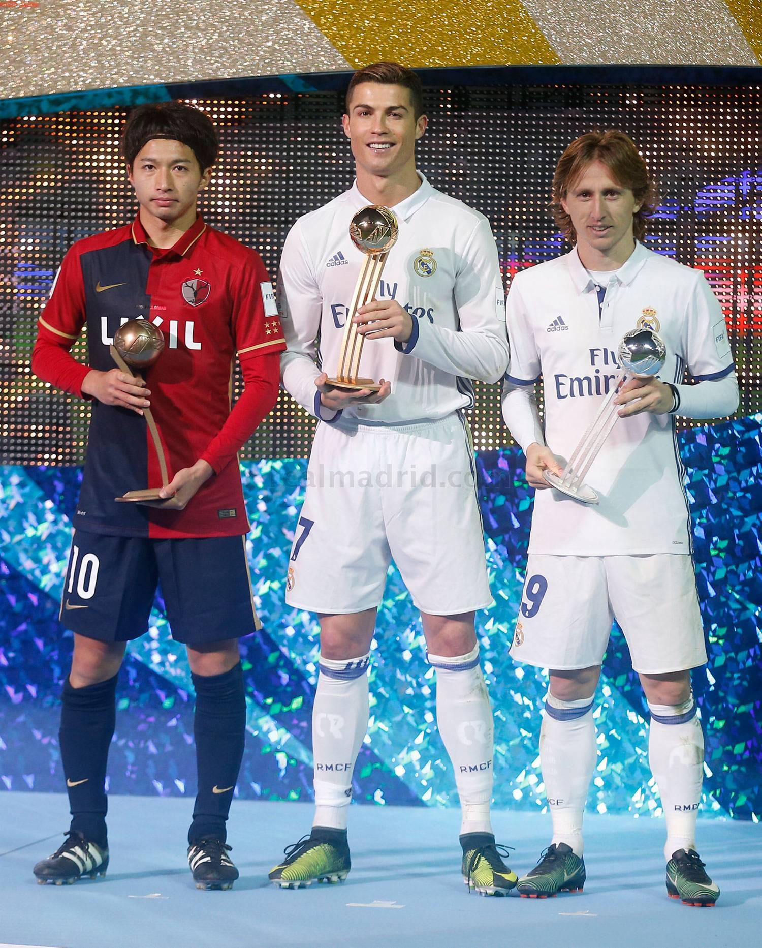 Real Madrid - Kashima Antlers