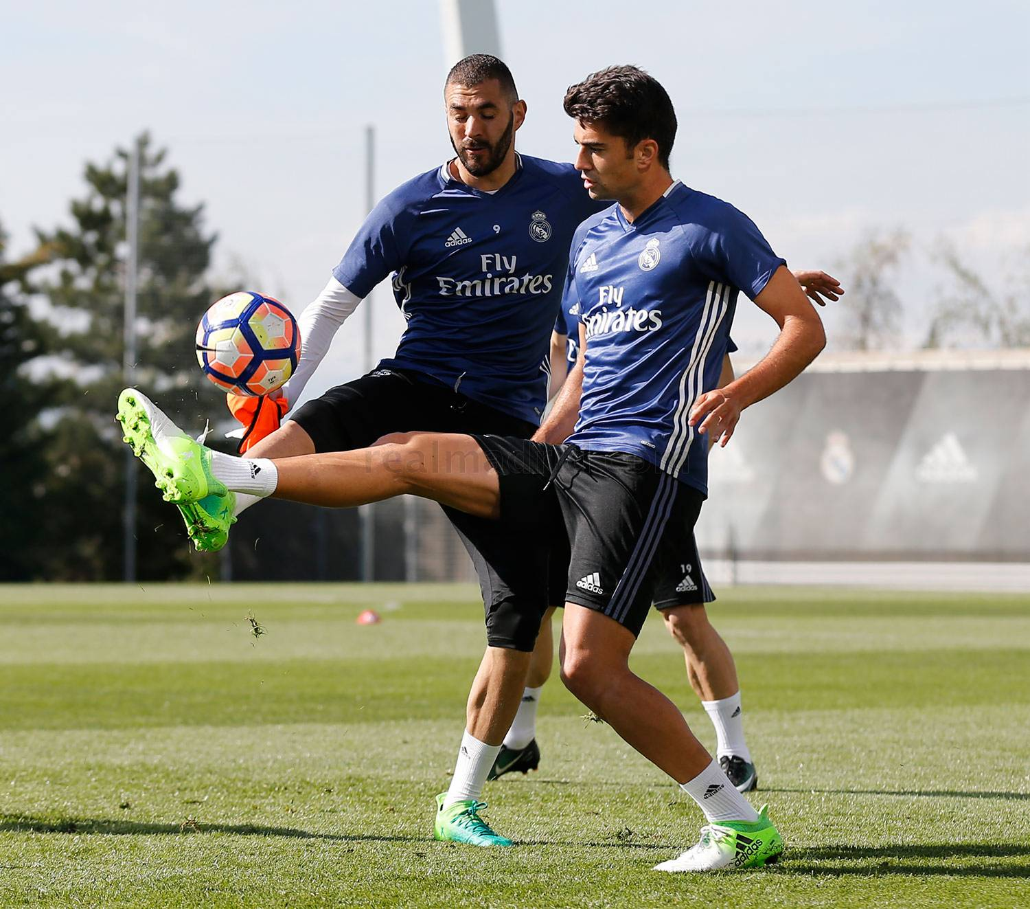 Real Madrid - Entrenamiento del Real Madrid - 29-03-2017