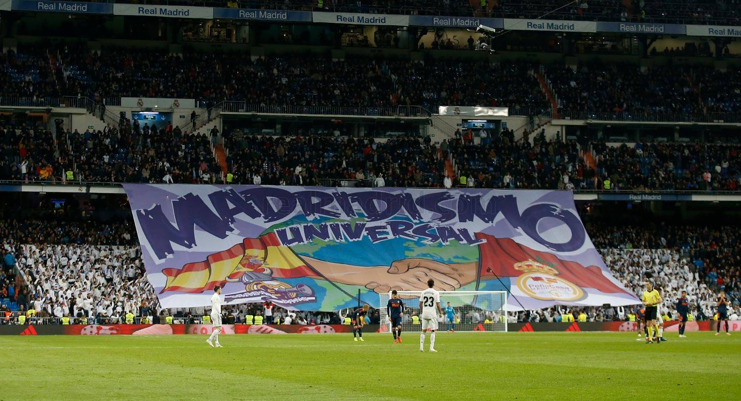 Real Madrid - Real Madrid - Valencia - 01-12-2018