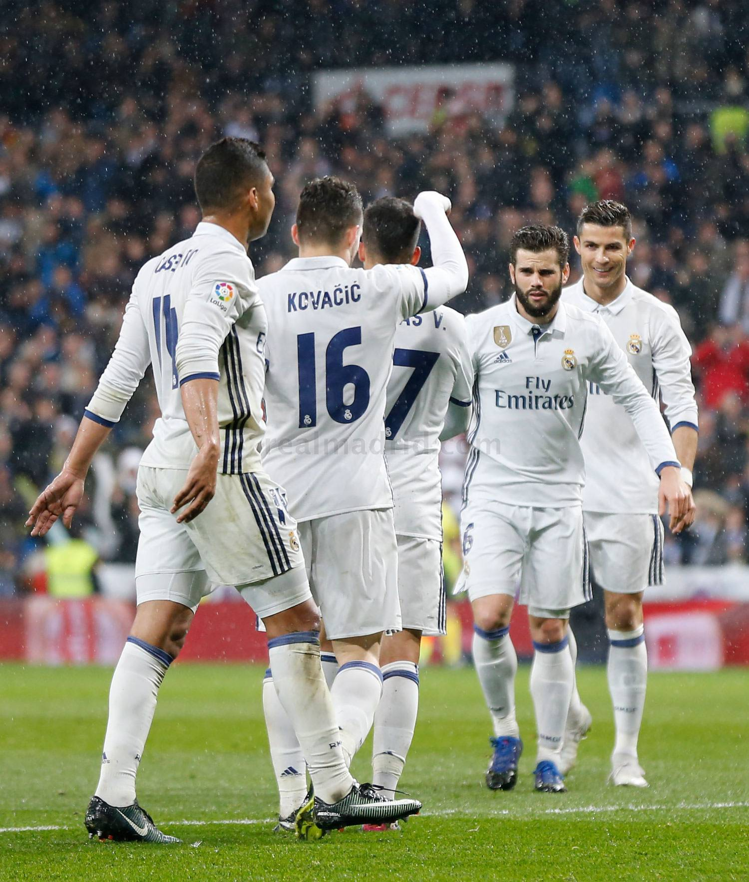 Real Madrid - Real Madrid - Real Sociedad - 29-01-2017