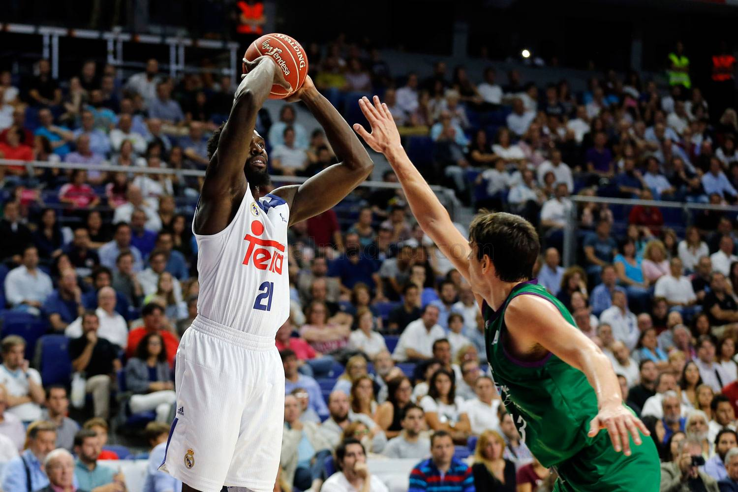 Real Madrid - Real Madrid - Unicaja - 30-09-2016