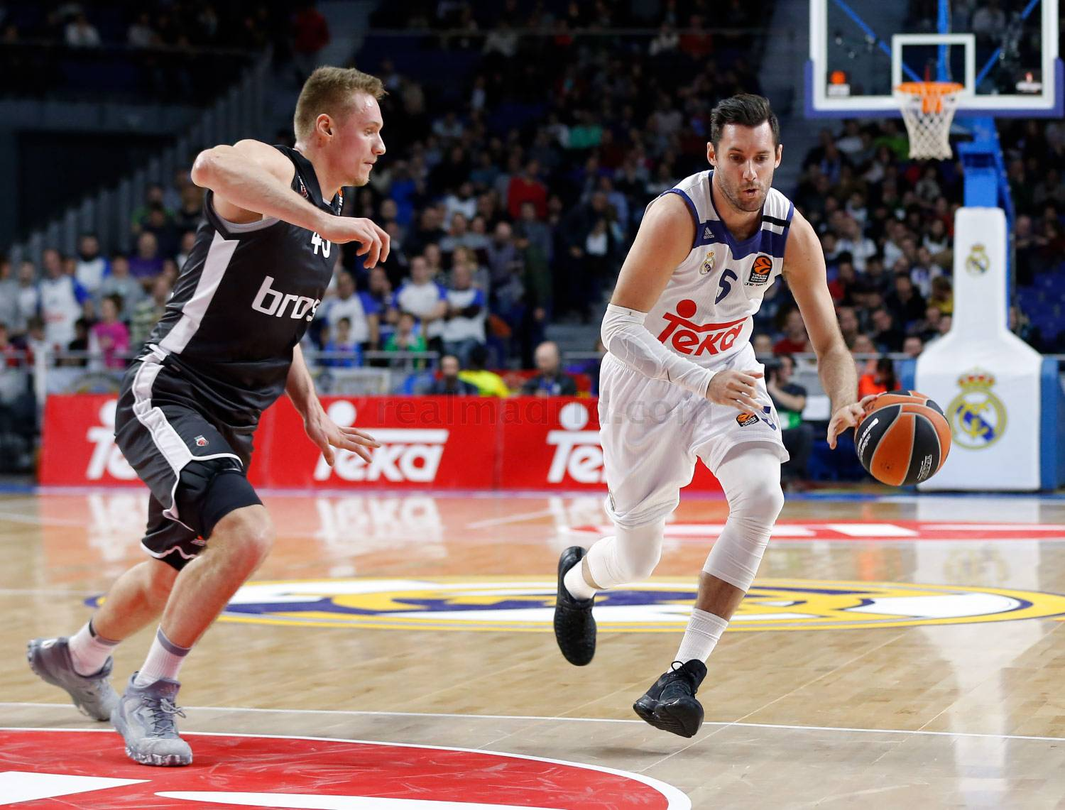 Real Madrid - Brose Bamberg