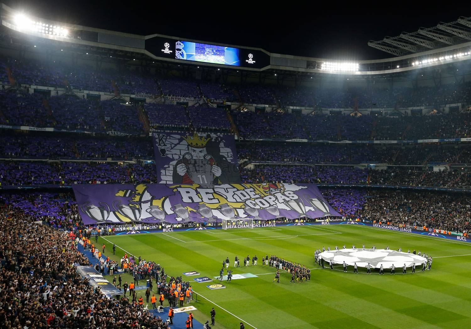 Real Madrid - Real Madrid - Borussia Dortmund - 08-12-2016