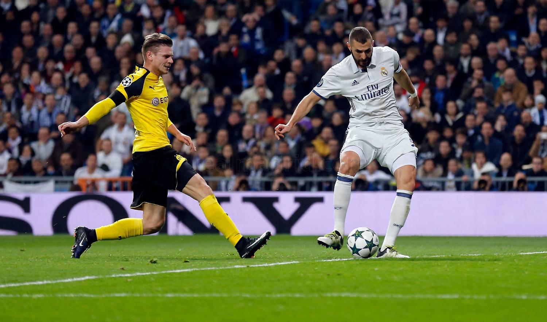 El Madrid se atasca y pasa como segundo con el Sevilla. Barça y Atlético son primeros.