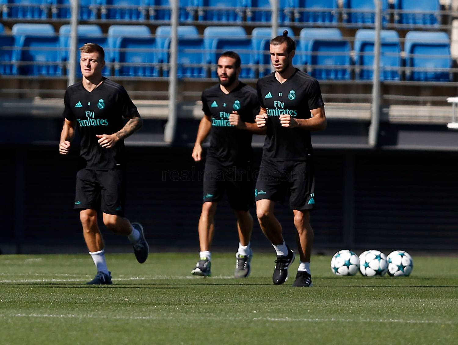 Real Madrid - Entrenamiento del Real Madrid - 10-09-2017