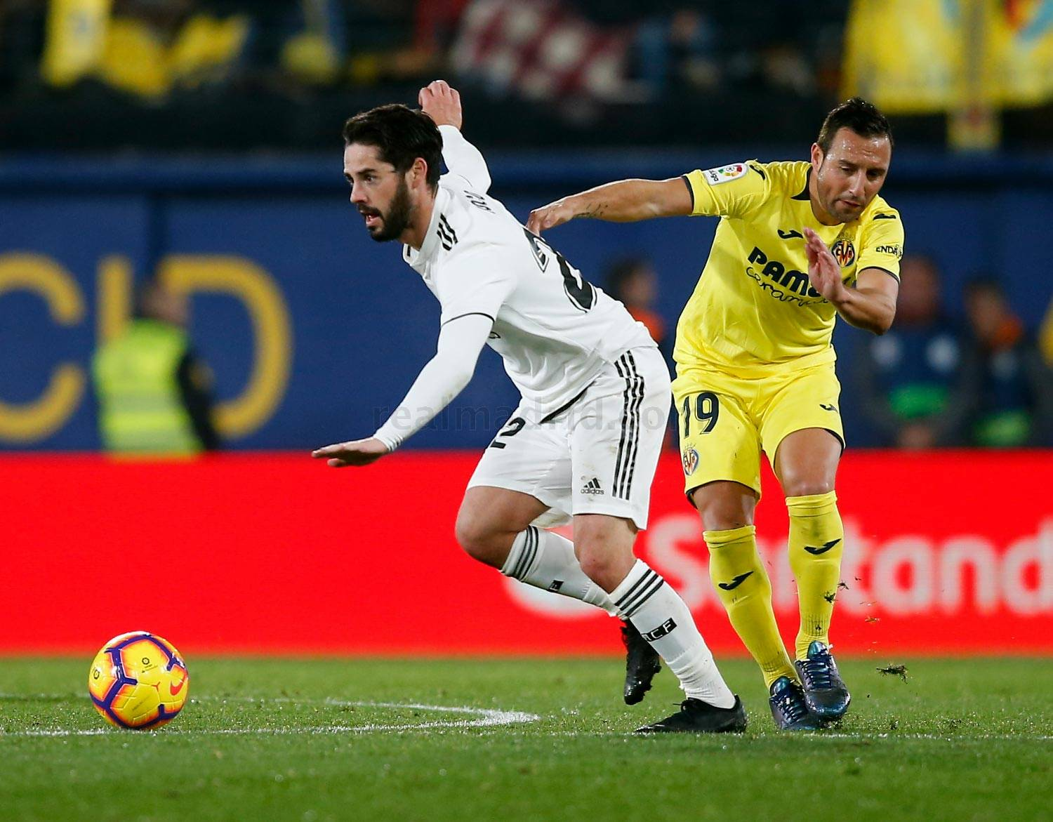 Real Madrid - Villarreal - Real Madrid - 04-01-2019