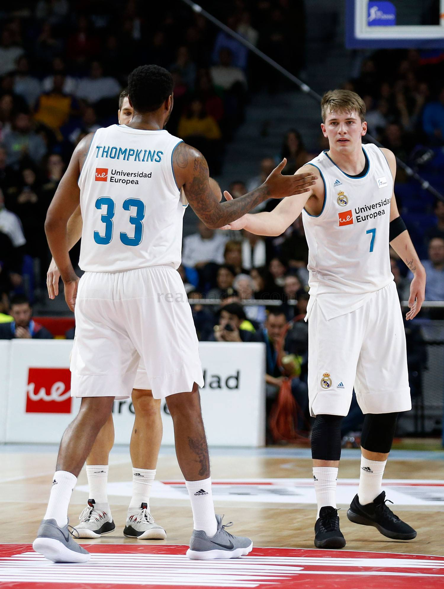 Real Madrid - Real Madrid - Herbalife Gran Canaria - 03-12-2017
