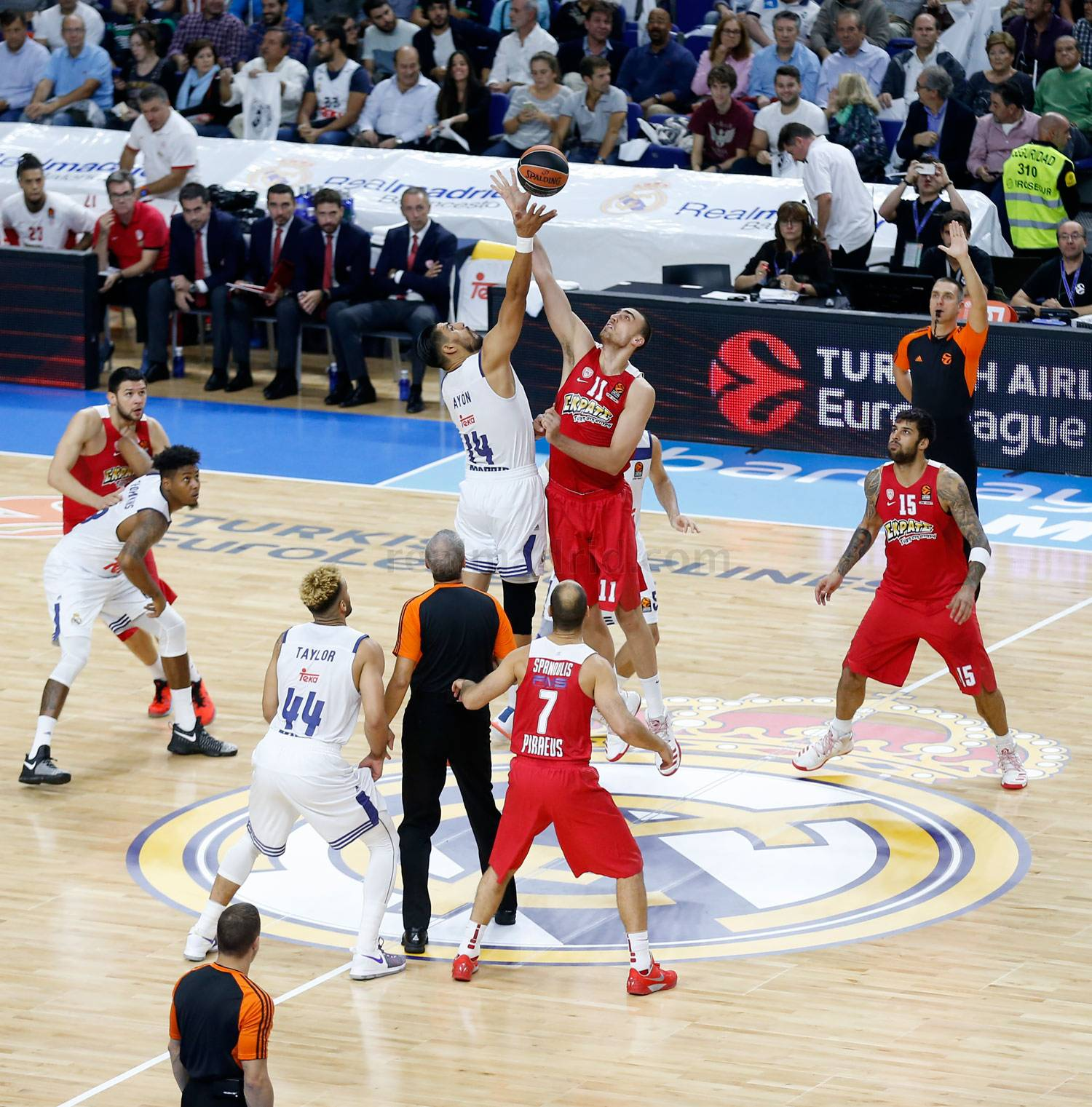 Real Madrid - Olympiacos