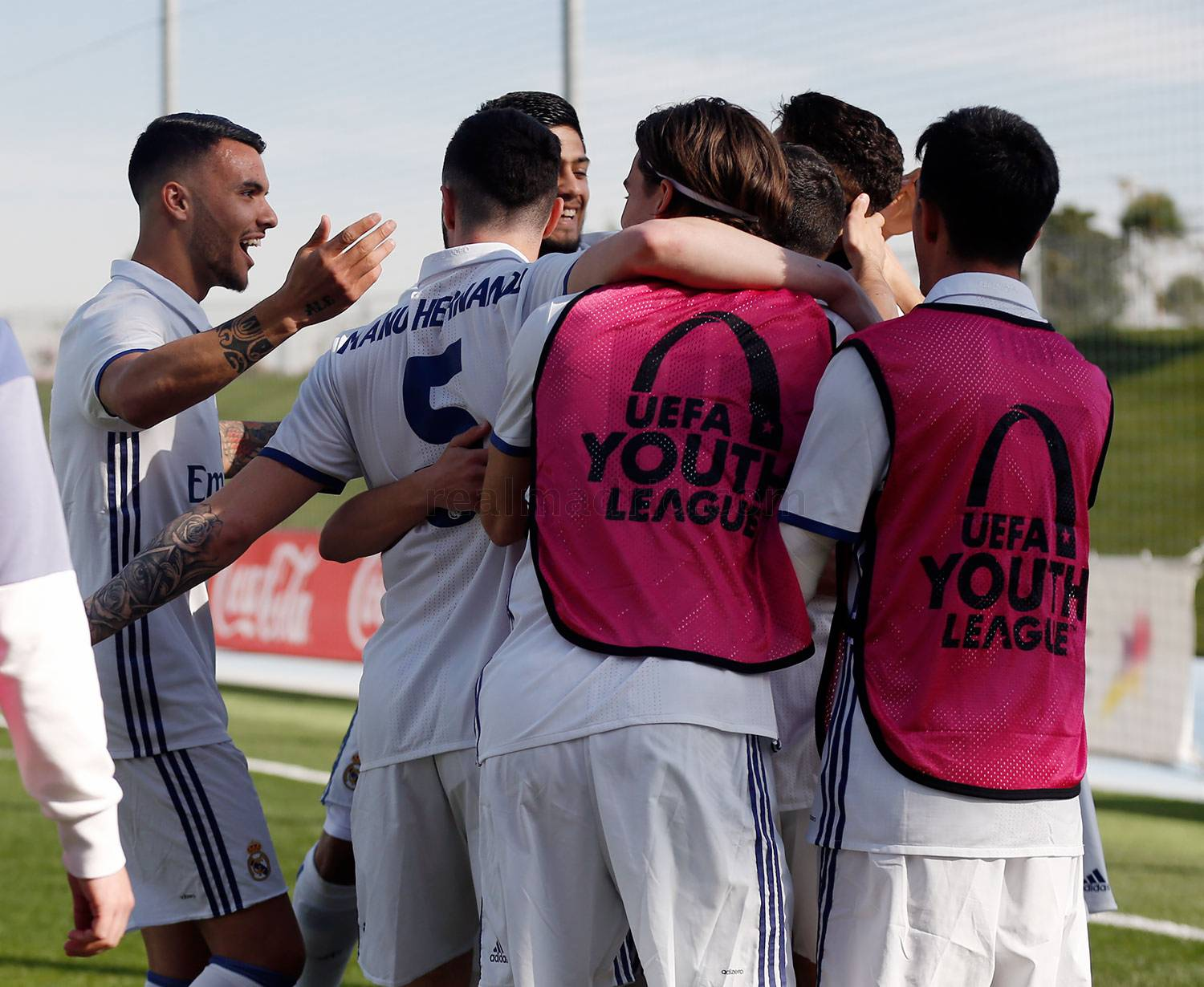 Real Madrid - Juvenil A - Ajax - 08-03-2017