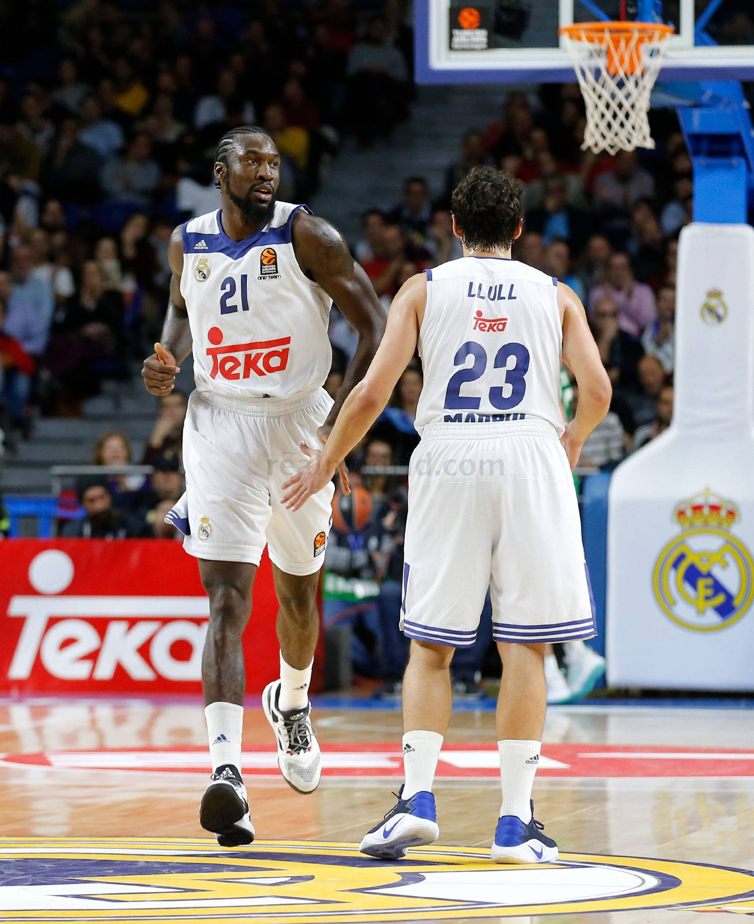 Real Madrid - Real Madrid - Unics Kazan - 24-11-2016