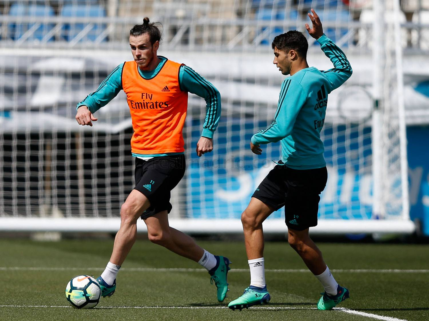Real Madrid - Entrenamiento del Real Madrid - 05-04-2018