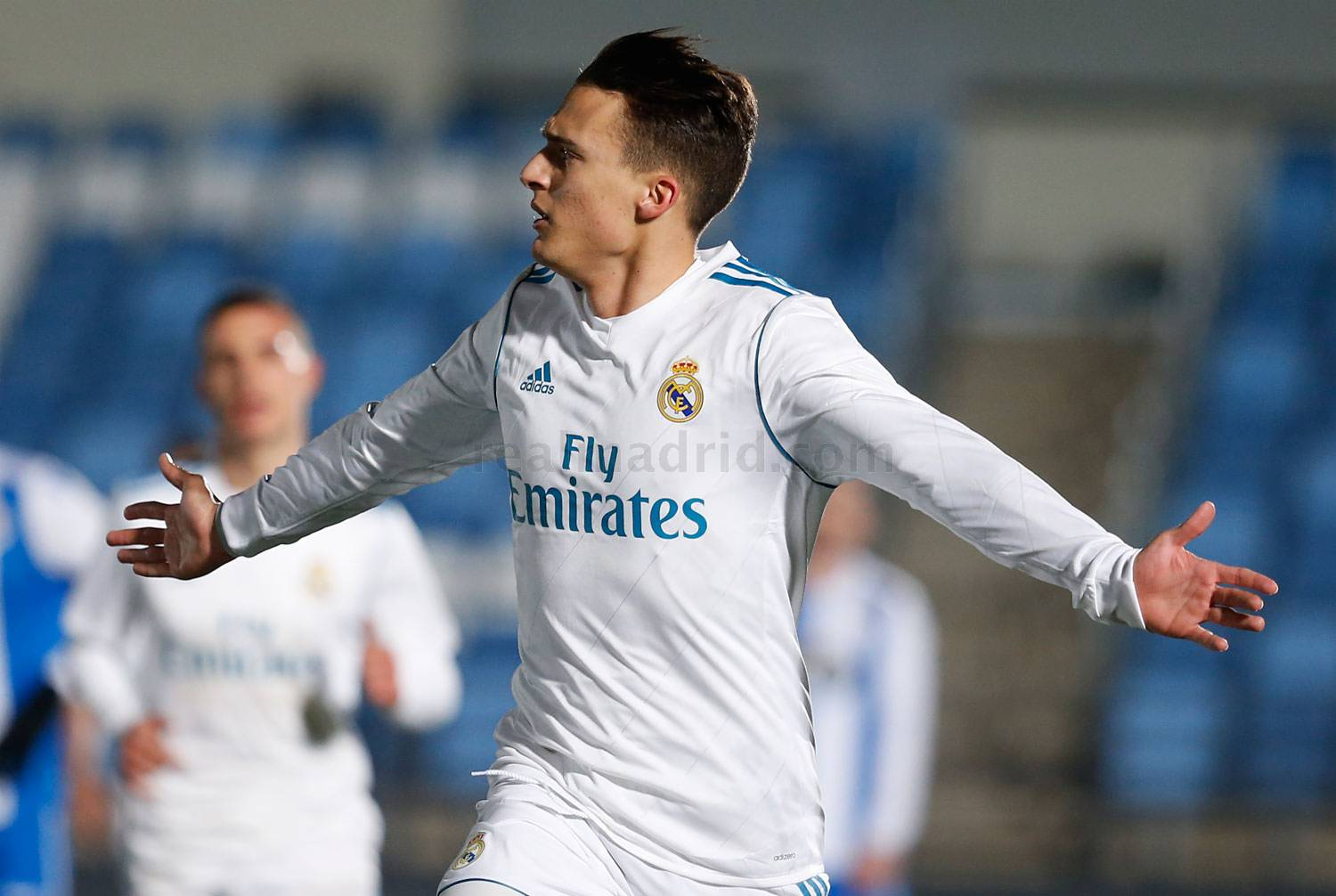 Real Madrid - Real Madrid Castilla - Deportivo Fabril - 28-01-2018