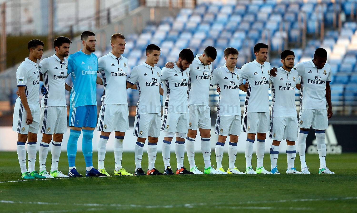 Real Madrid - Real Madrid Castilla - Arenas Club - 08-04-2017