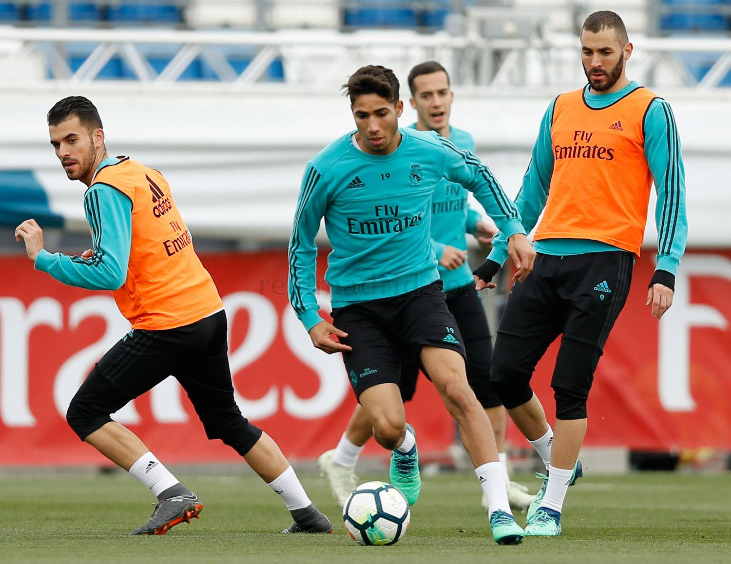Real Madrid - Entrenamiento del Real Madrid - 06-04-2018