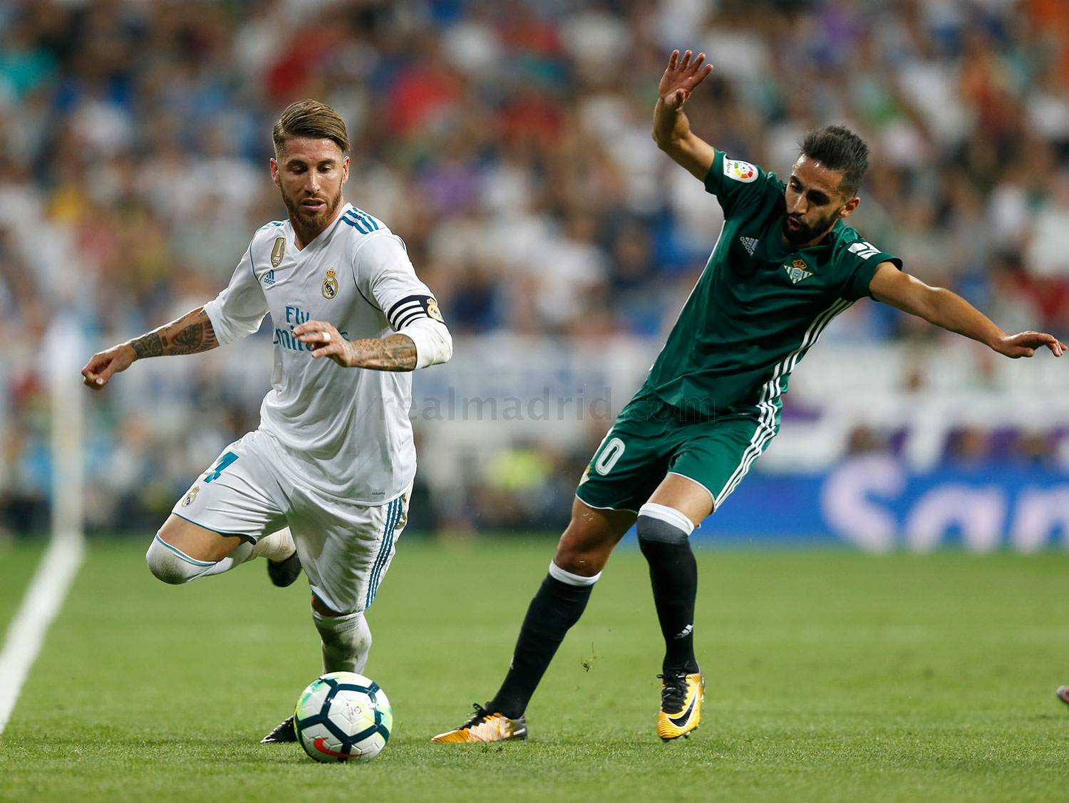 Real Madrid - Real Madrid - Real Betis - 21-09-2017