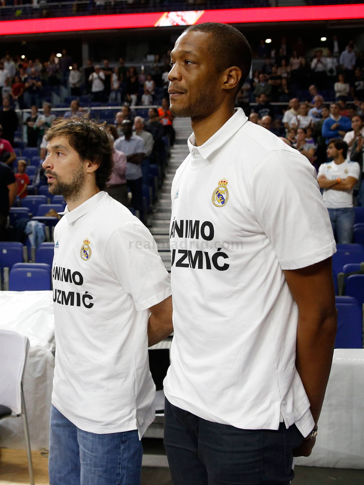 Real Madrid - Real Madrid - Unicaja - 22-10-2017