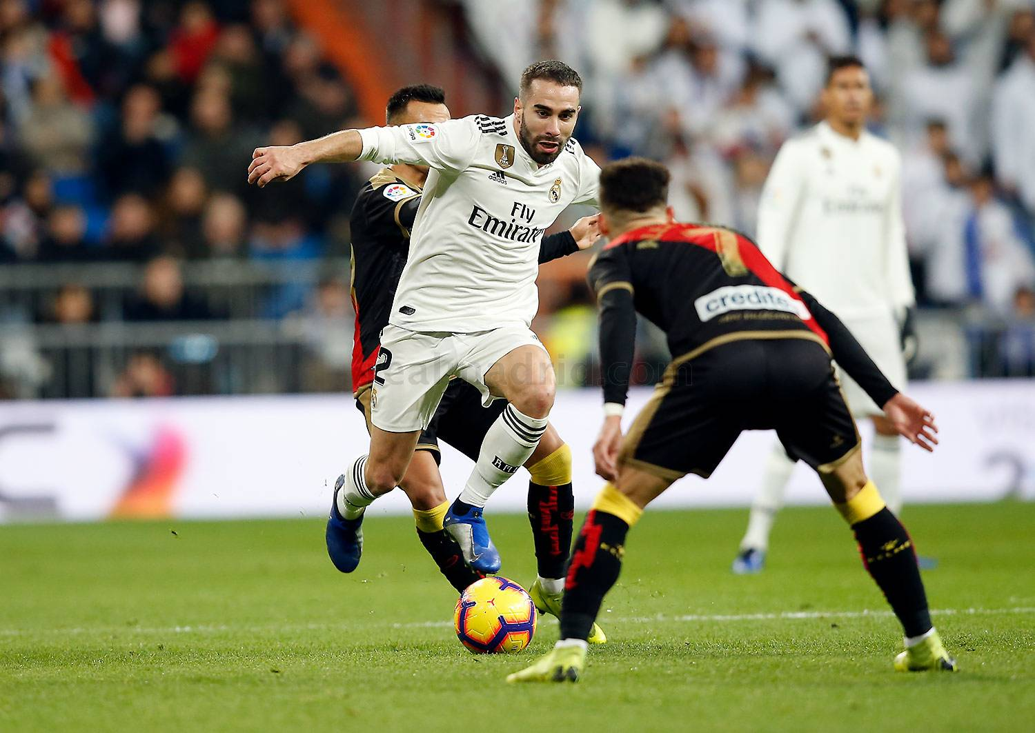 Real Madrid - Real Madrid - Rayo Vallecano - 15-12-2018