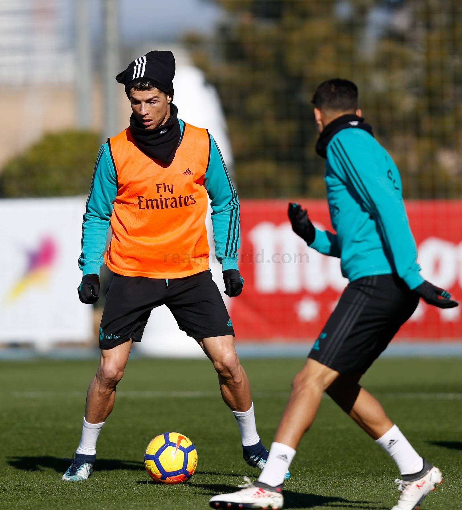 Real Madrid - Entrenamiento del Real Madrid - 02-02-2018