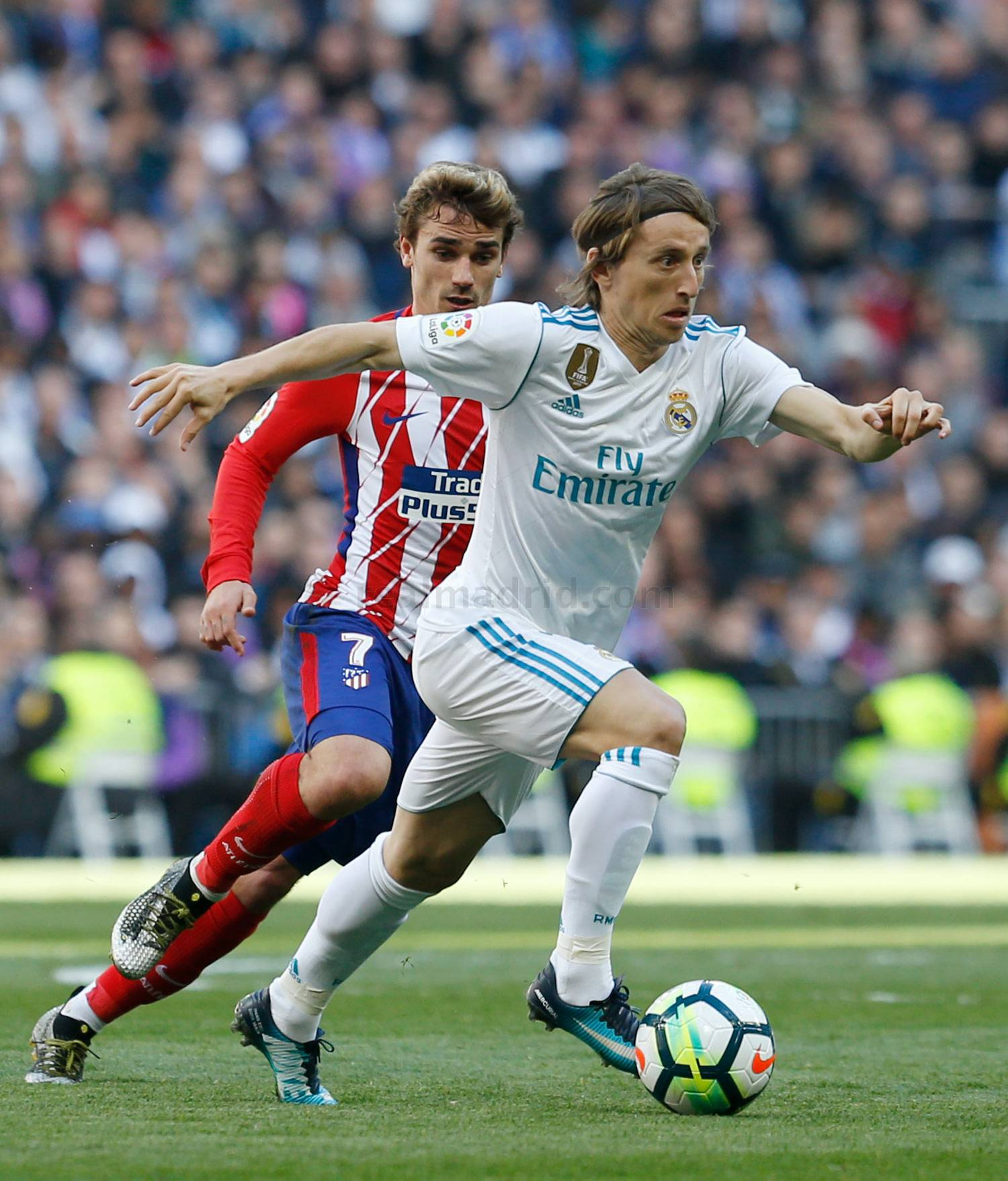 Real Madrid - Real Madrid - Atlético de Madrid - 08-04-2018