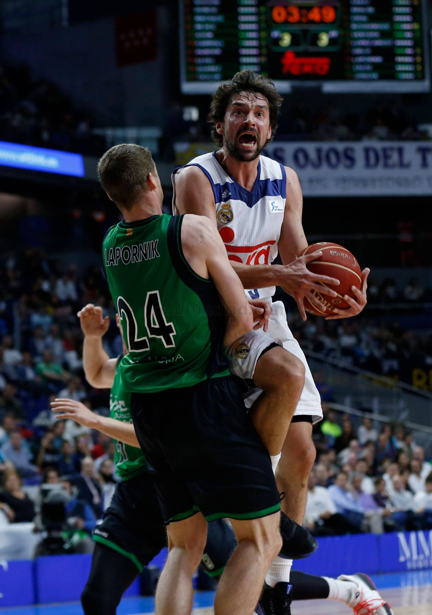 Real Madrid - Real Madrid - Divina Seguros Joventut - 11-05-2017