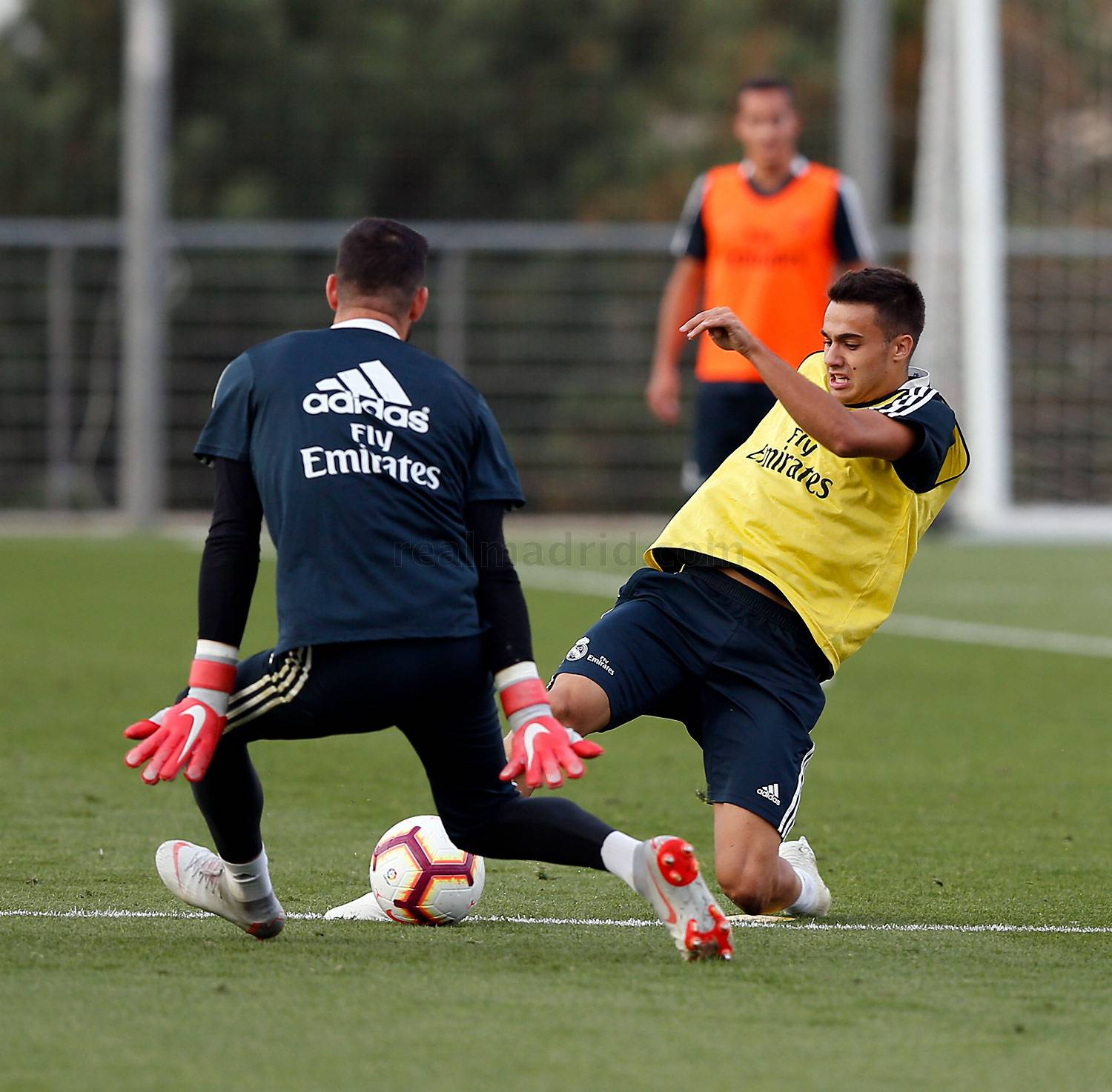 Real Madrid - Entrenamiento del Real Madrid - 09-10-2018