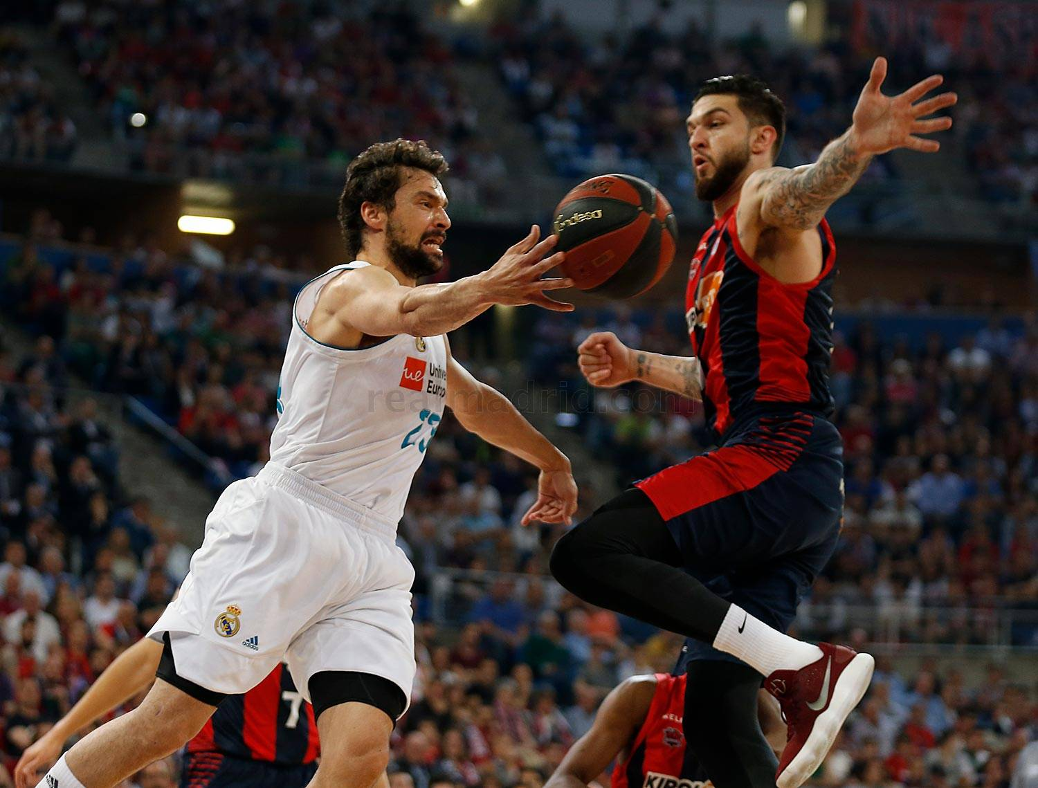 Real Madrid - Kirolbet Baskonia - Real Madrid  - 19-06-2018