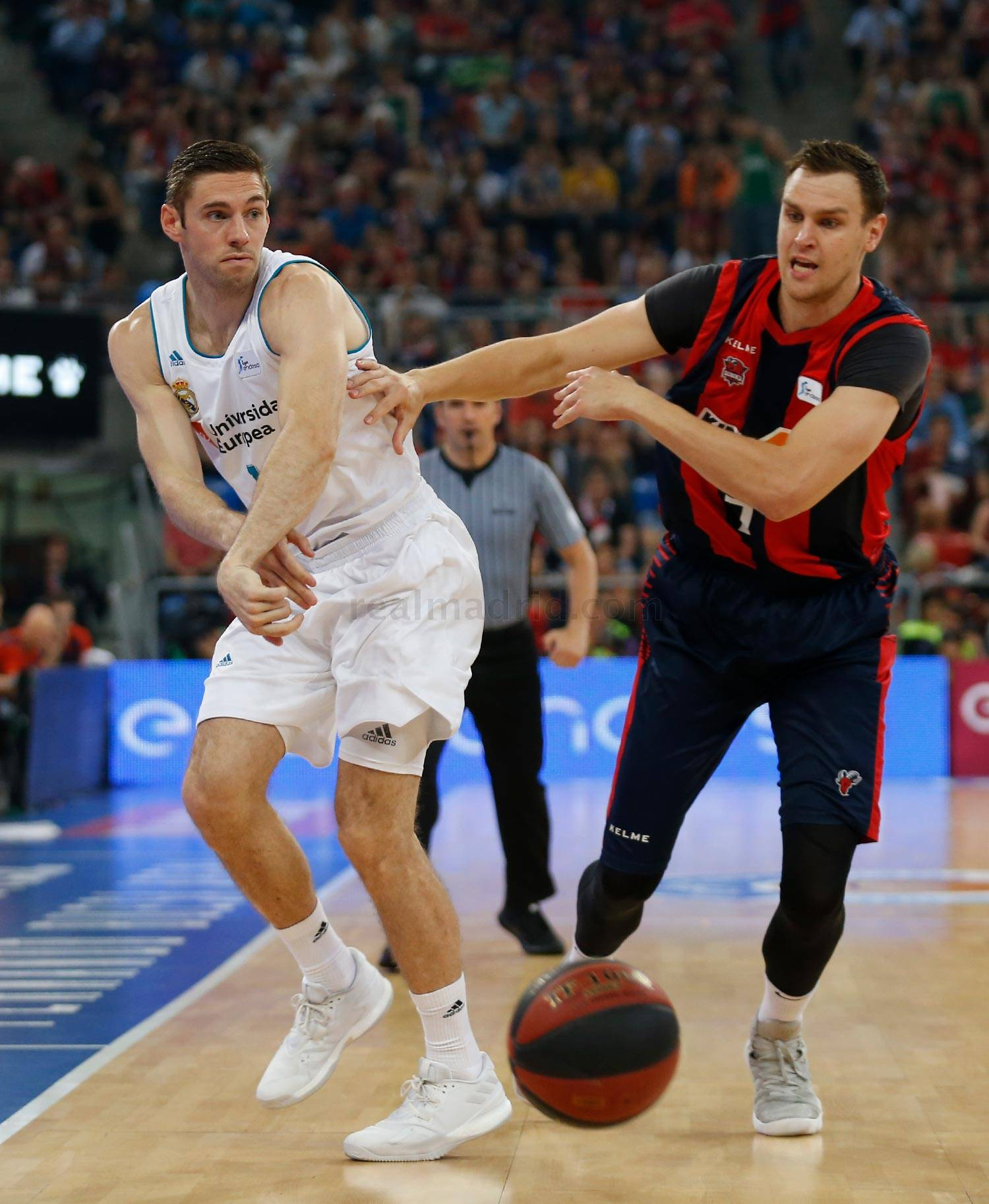 Real Madrid - Kirolbet Baskonia - Real Madrid  - 20-06-2018