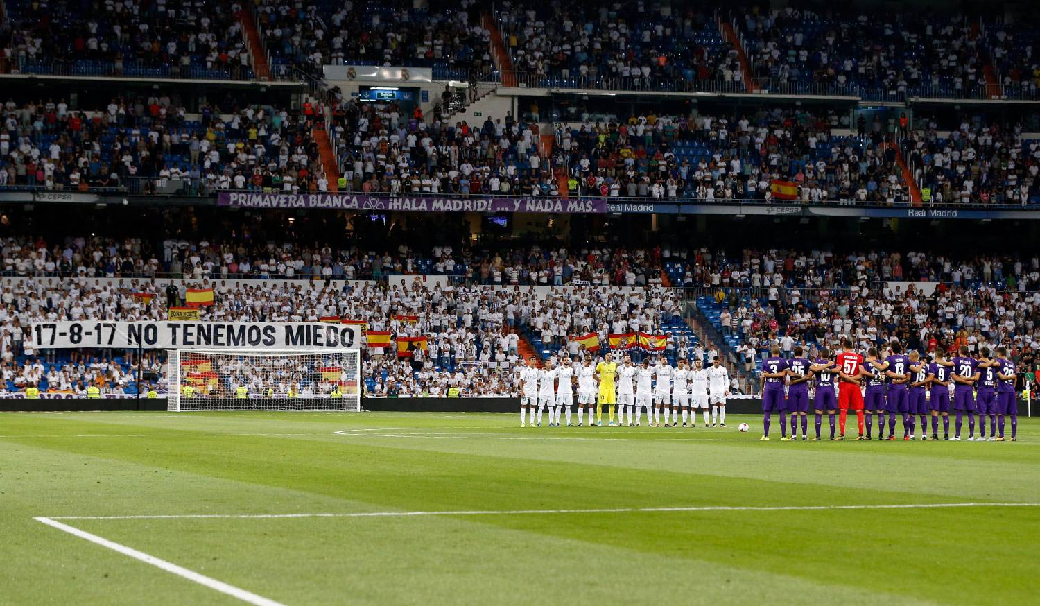 Real Madrid - Real Madrid - Fiorentina - 23-08-2017