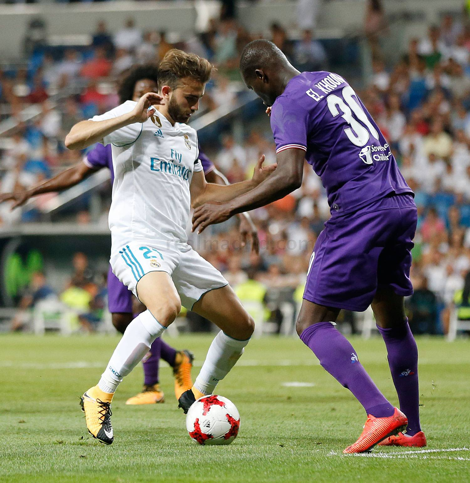 Real Madrid - Real Madrid - Fiorentina - 24-08-2017