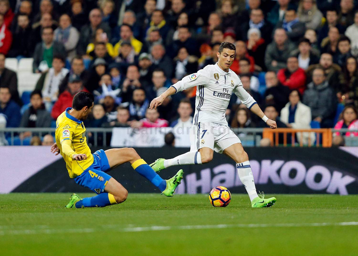 Real Madrid - Real Madrid - Las Palmas - 01-03-2017