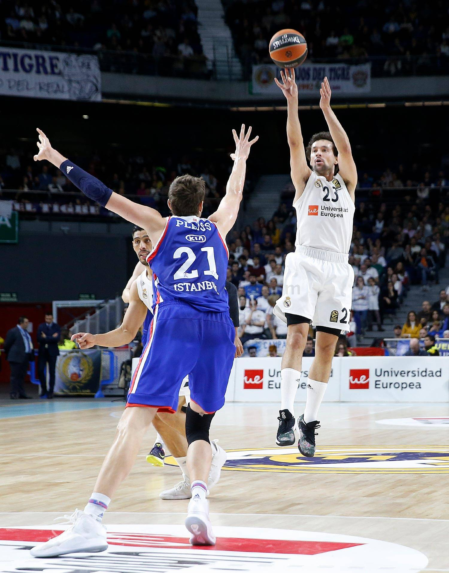 Real Madrid - Real Madrid - Anadolu Efes - 24-01-2019