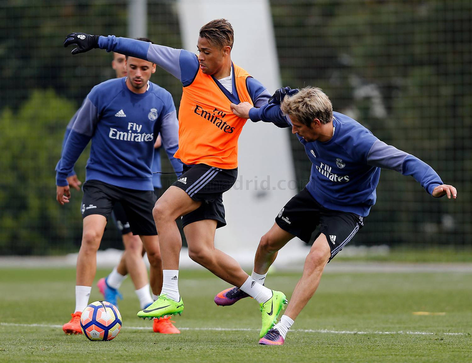 Real Madrid - Entrenamiento del Real Madrid - 22-03-2017