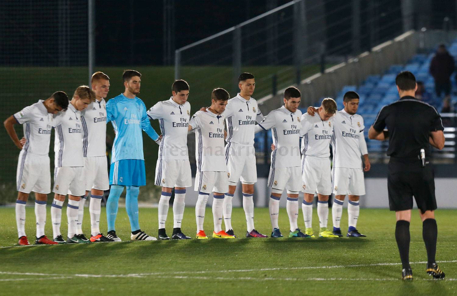 Real Madrid - Real Madrid Castilla - Navalcarnero - 03-12-2016