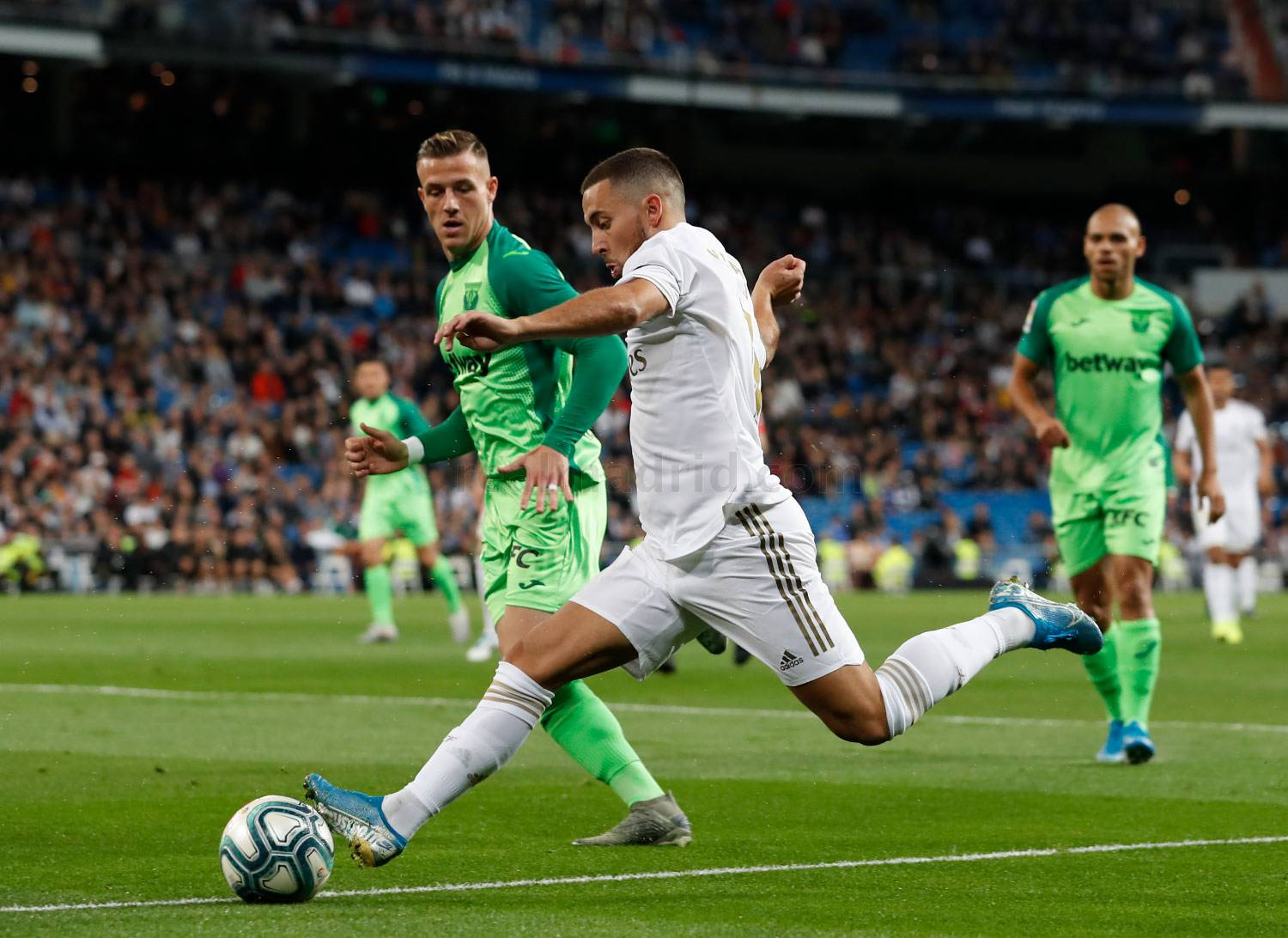 Real Madrid - Real Madrid - Leganés - 30-10-2019
