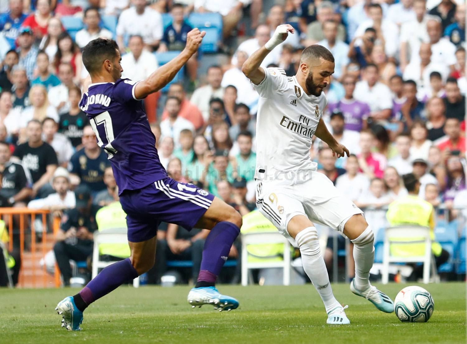 Real Madrid - Real Madrid - Valladolid - 24-08-2019