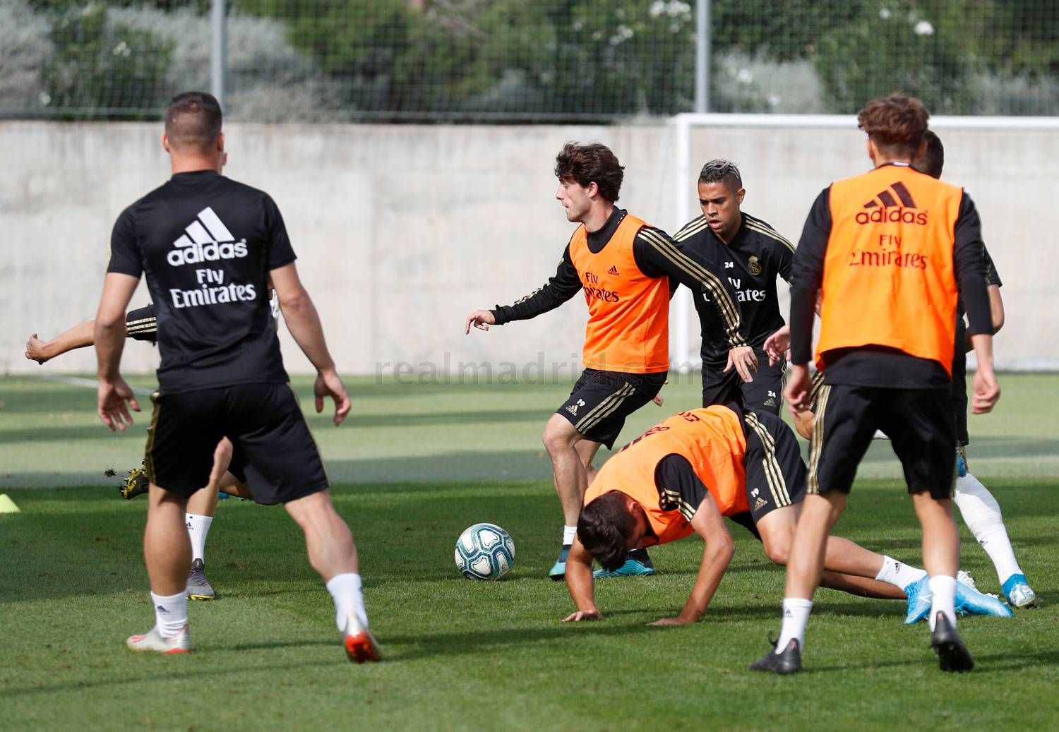 Real Madrid - Entrenamiento del Real Madrid  - 10-10-2019