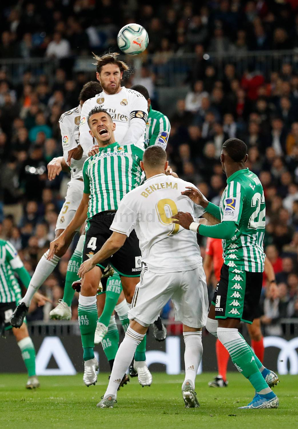 Real Madrid - Real Madrid - Betis - 02-11-2019