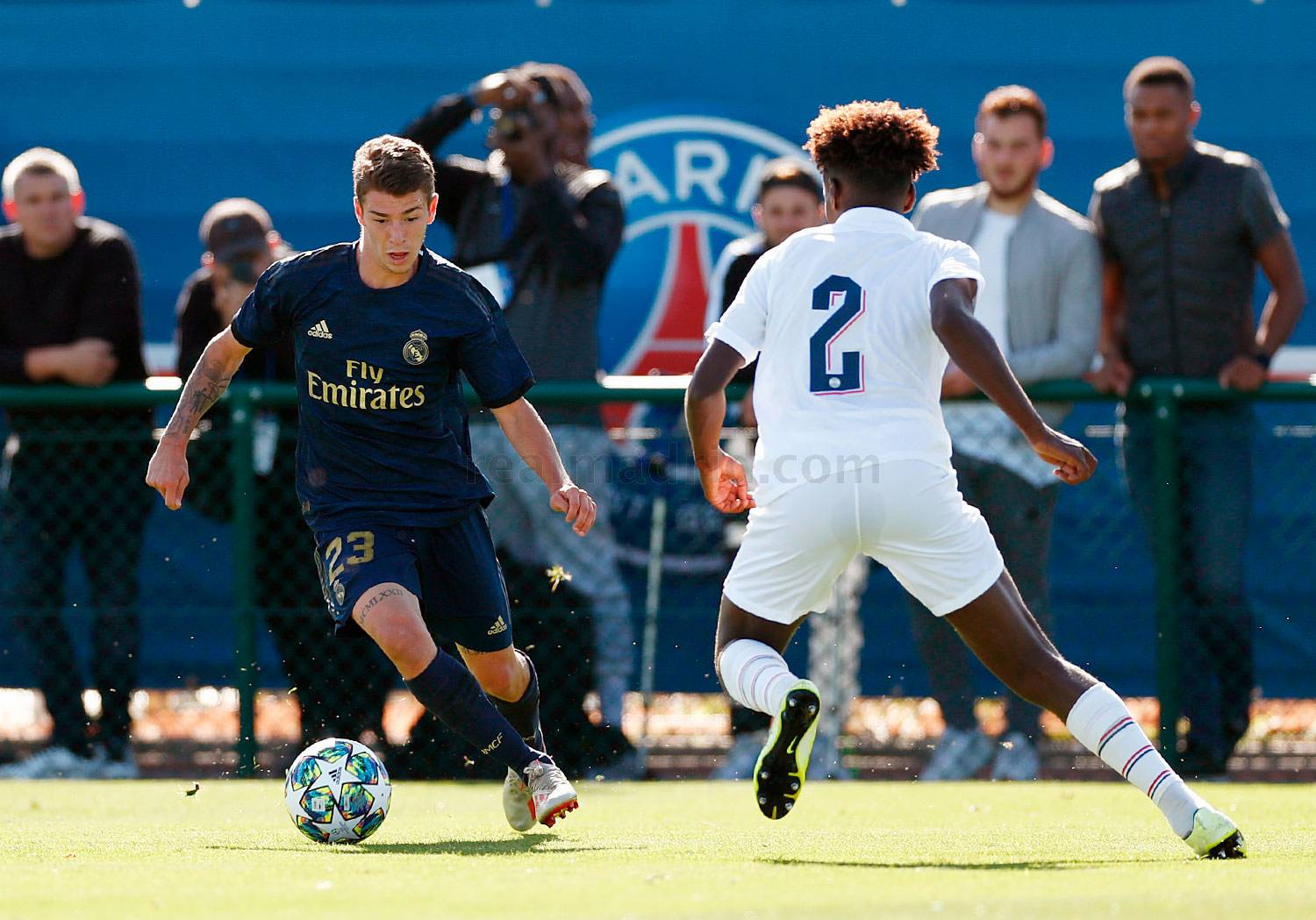 Real Madrid - PSG - Juvenil A - 18-09-2019