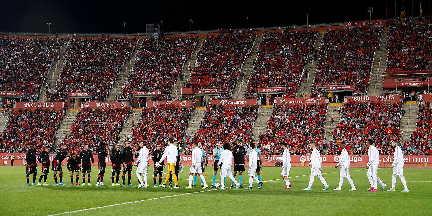 Real Madrid - Mallorca - Real Madrid - 19-10-2019