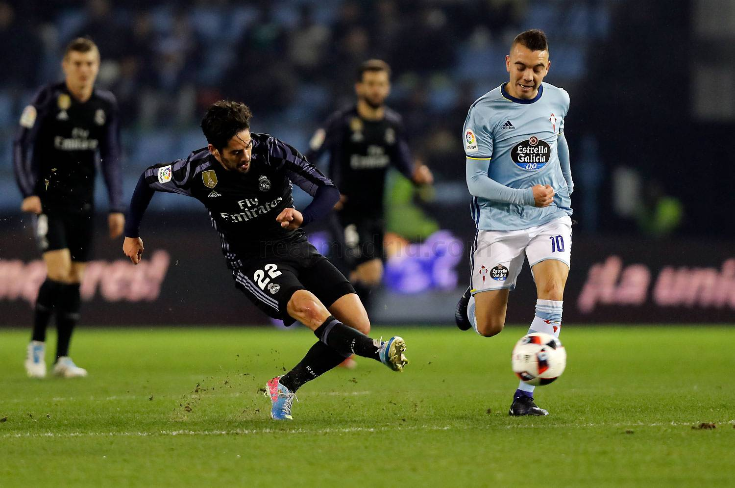 Celta - Real Madrid