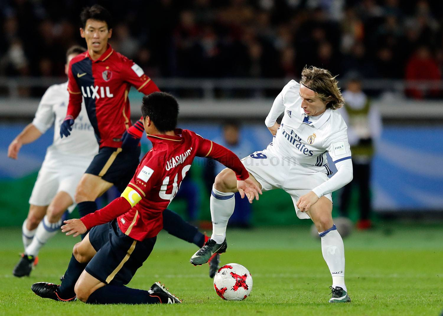 Real Madrid - Real Madrid - Kashima Antlers - 18-12-2016