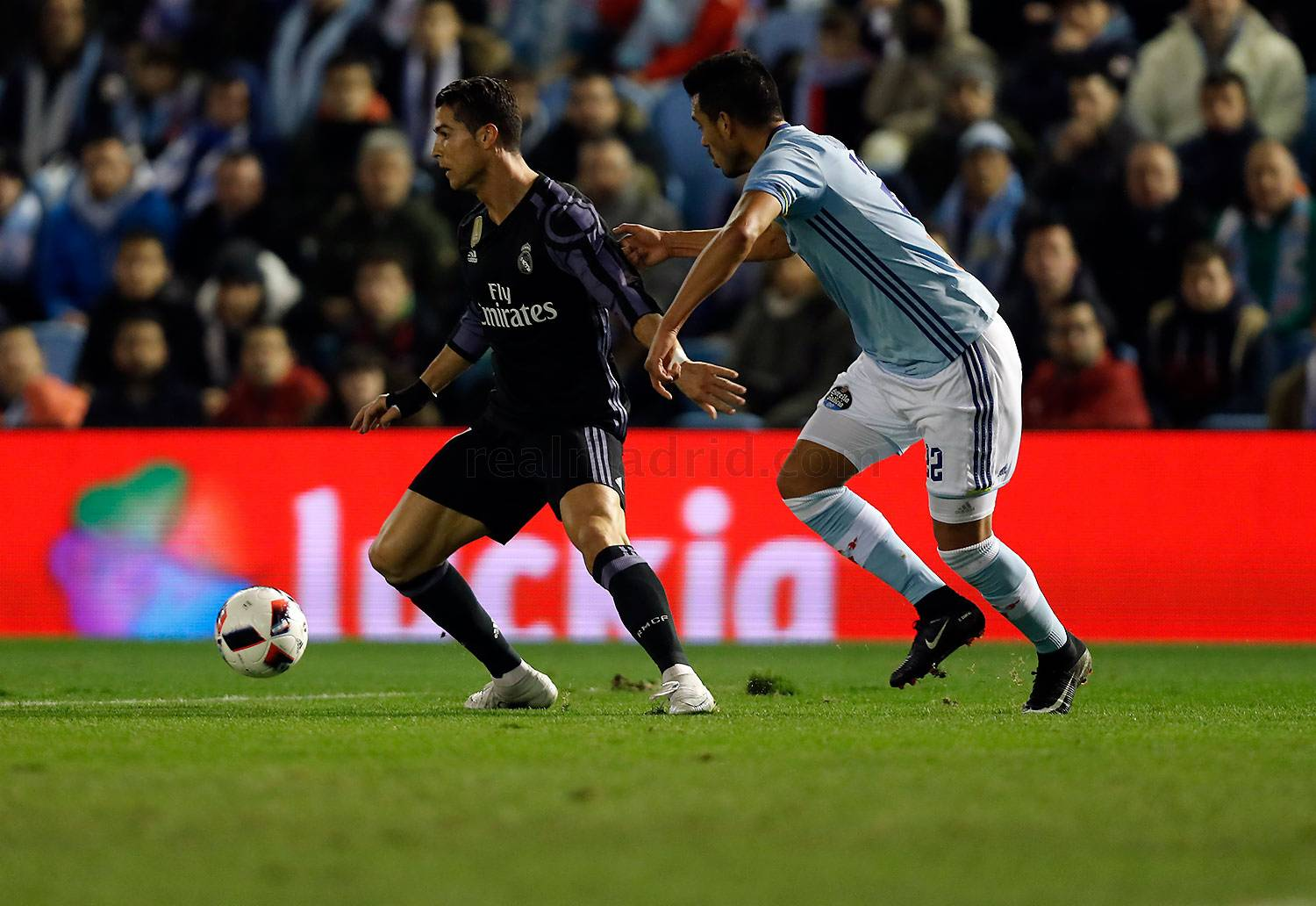 Real Madrid - Celta - Real Madrid - 25-01-2017