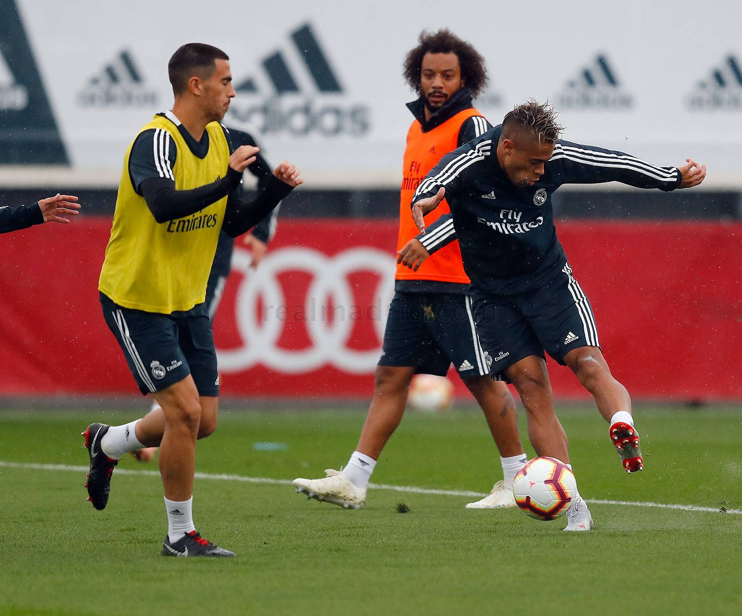 Real Madrid - Entrenamiento del Real Madrid - 10-10-2018