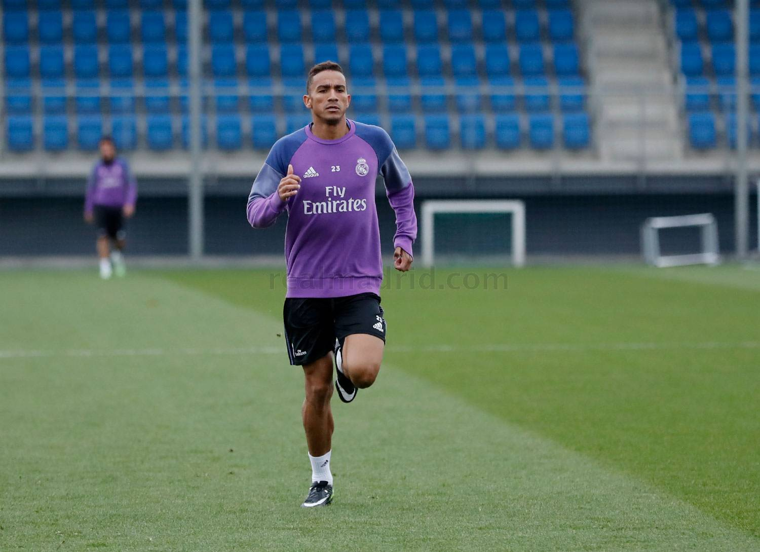 Real Madrid - Entrenamiento del Real Madrid - 01-12-2016