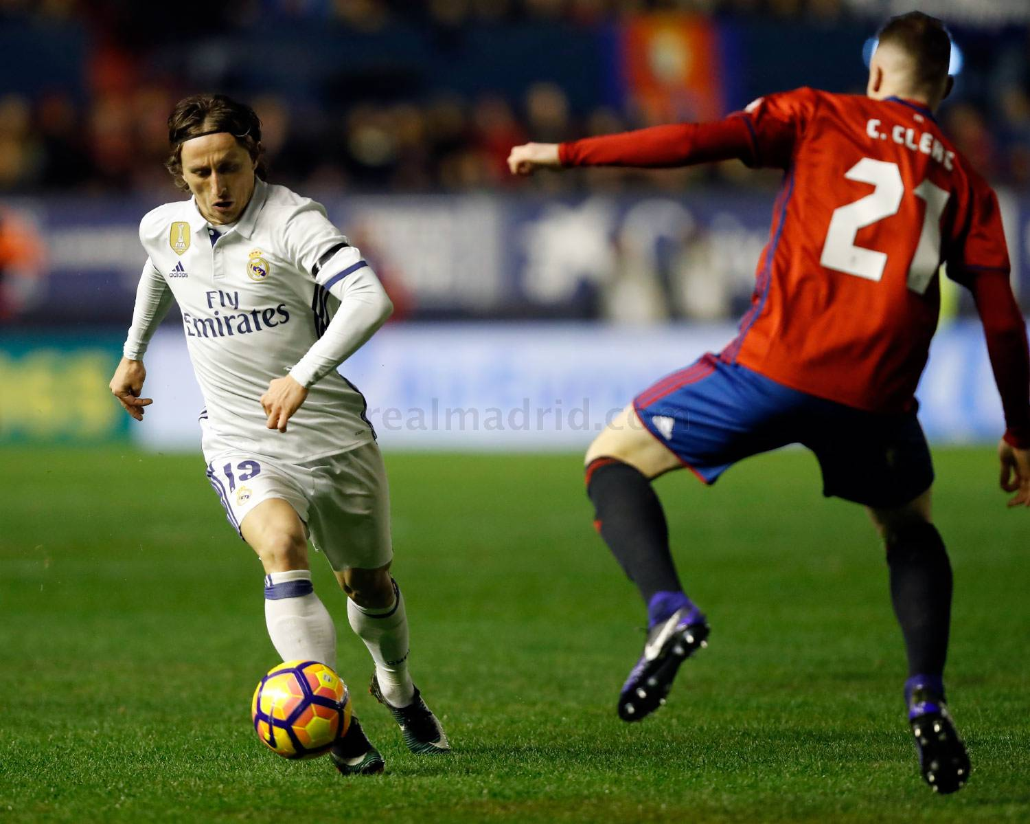 Real Madrid - Osasuna - Real Madrid - 11-02-2017