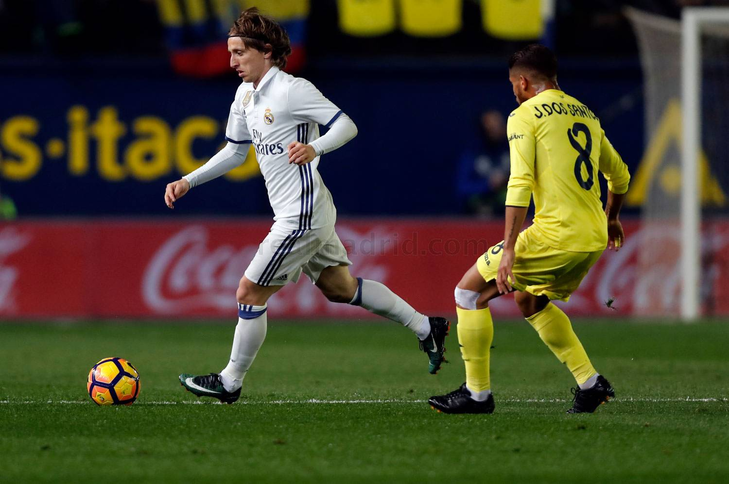Real Madrid - Villarreal - Real Madrid - 26-02-2017