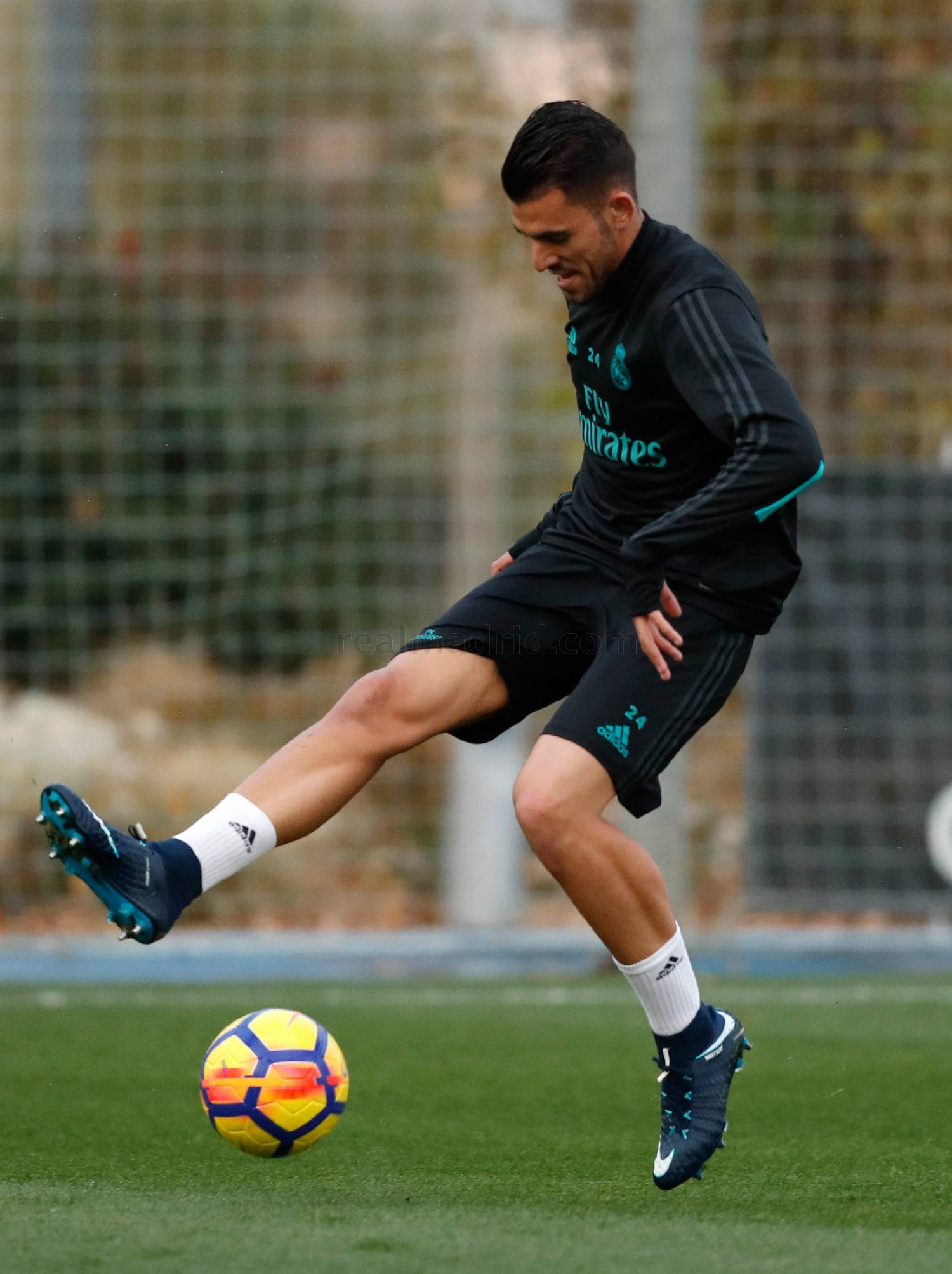 Real Madrid - Entrenamiento del Real Madrid - 02-11-2017