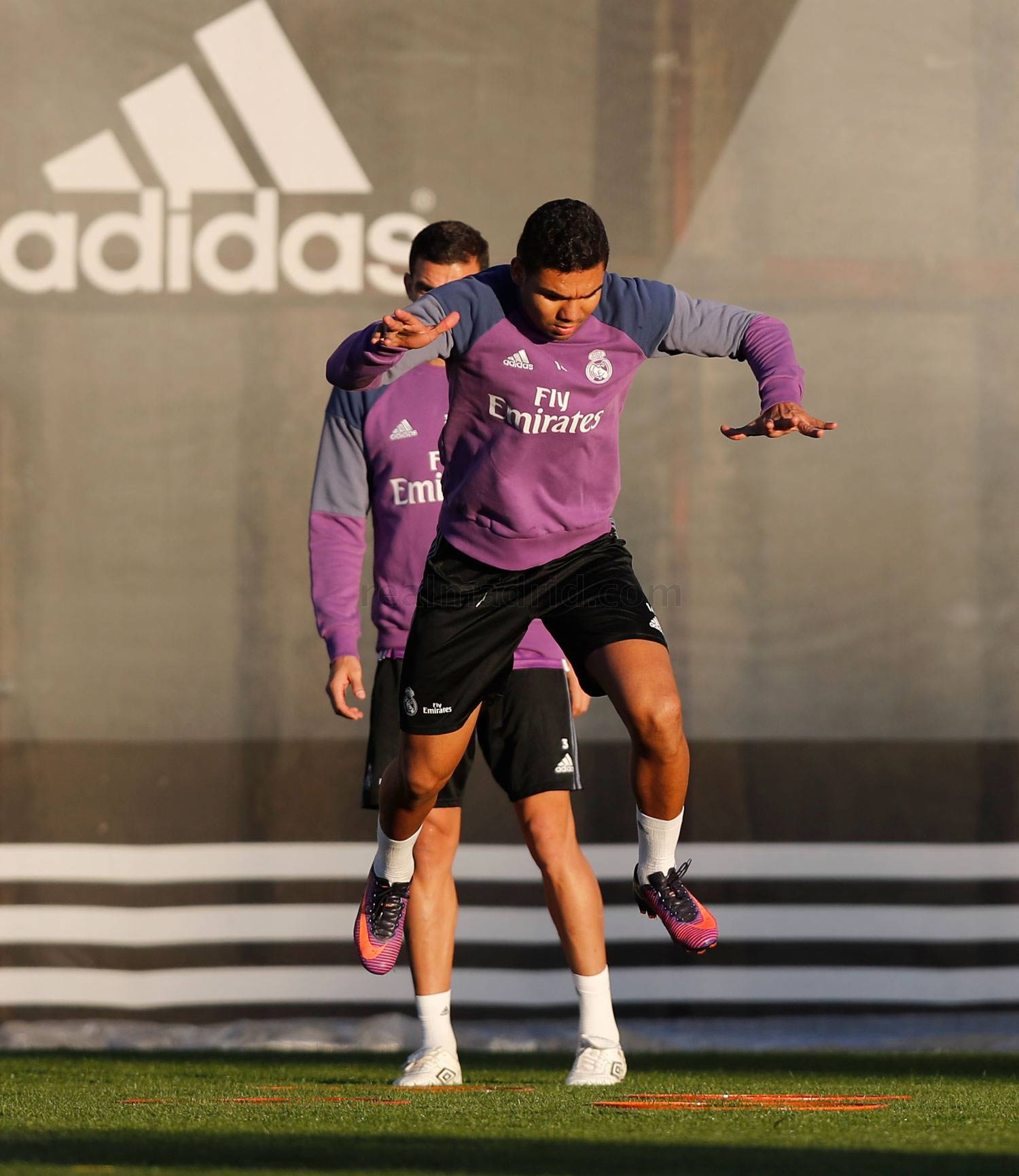 Real Madrid - Entrenamiento del Real Madrid - 15-11-2016