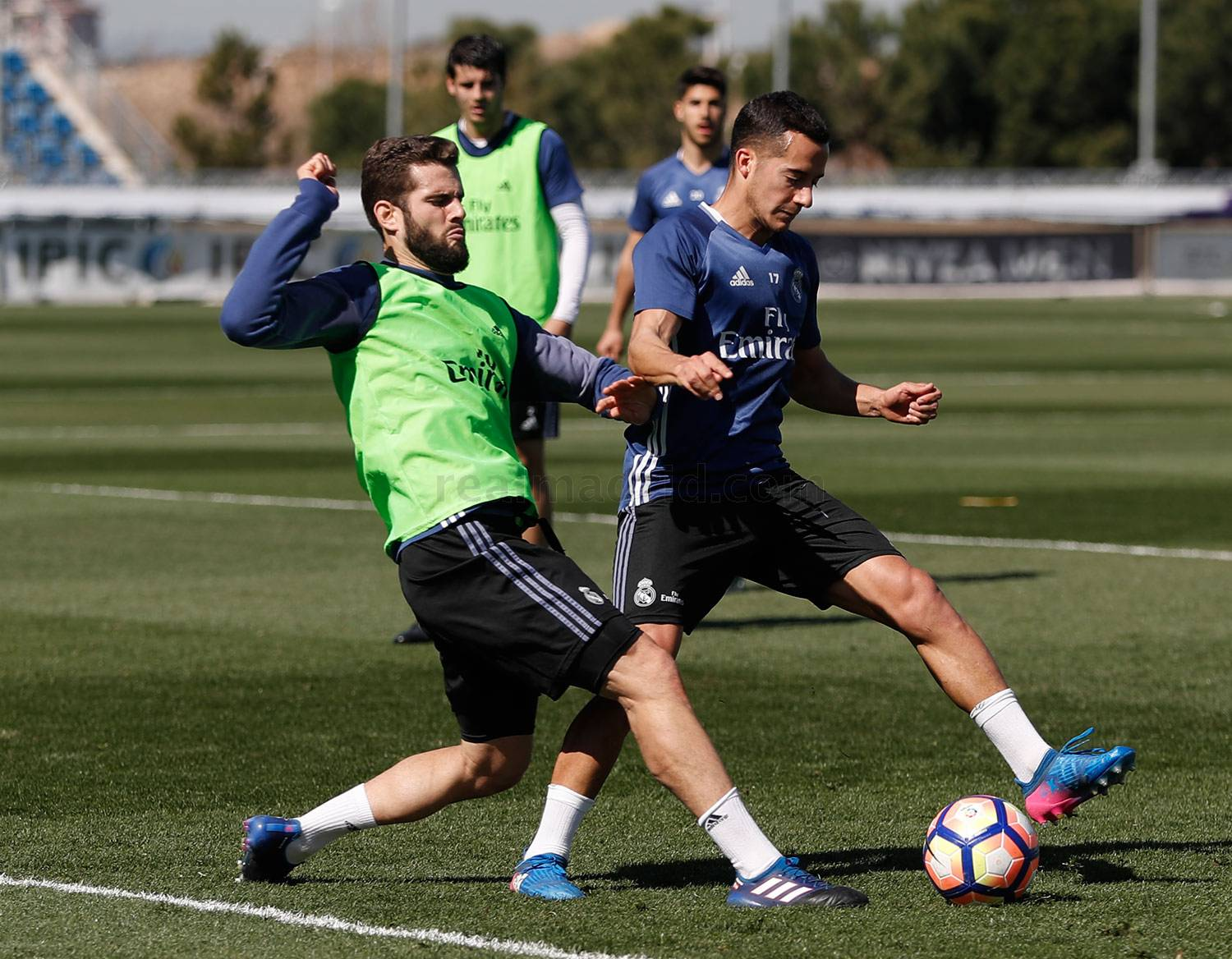 Real Madrid - Entrenamiento del Real Madrid - 09-03-2017